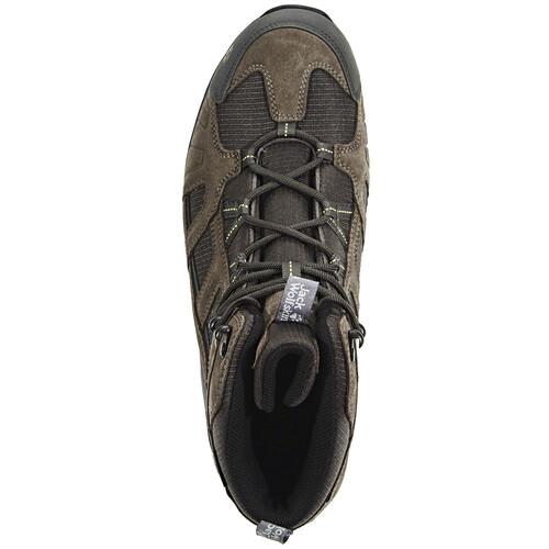 En Ligne Pas Cher Pas Cher Jack Wolfskin Vojo Hike Texapore - Chaussures Homme - marron sur campz.fr ! Sneakernews De Vente À Bas Prix K7CRBh0